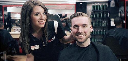 Sport Clips Haircuts of League City Parkway Haircuts